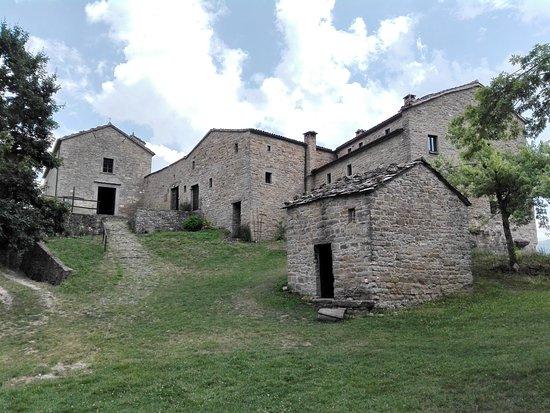 Marradi, Olaszország: l'eremo