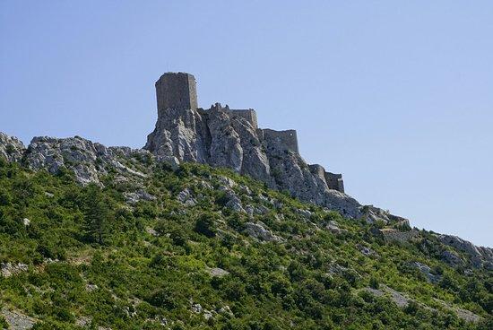Chateau de Queribus照片