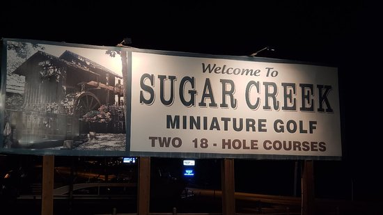 Sugar Creek Mini Golf 이미지