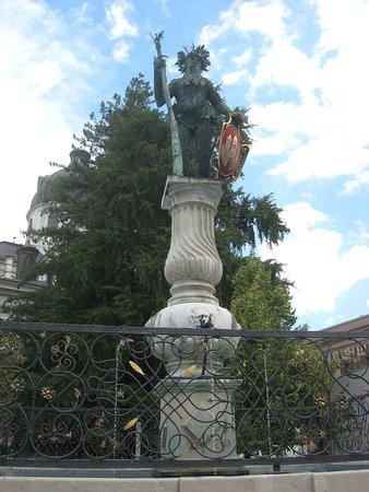 Wilder-Mann-Brunnen