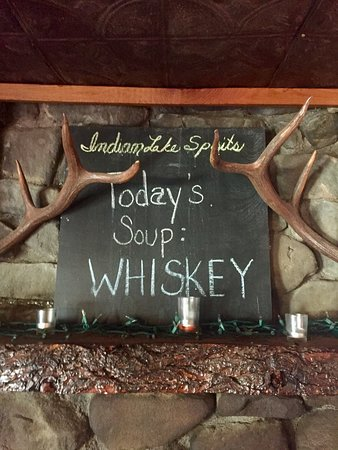 Bear Creek, PA: Today's Soup...