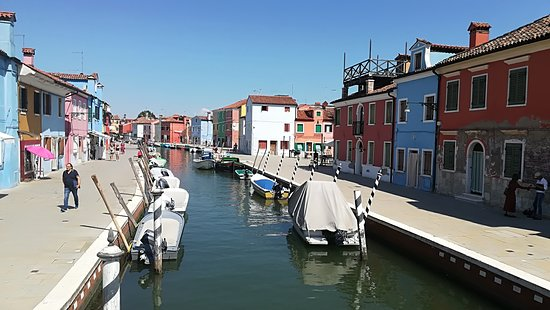 Isola di Burano: beautiful