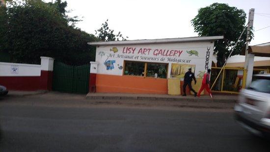 Antananarivo, Madagascar: Un des magasins
