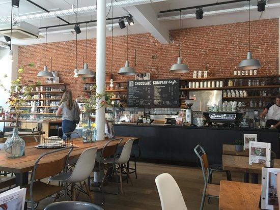 Chocolate Company Café Breda - Picture of Chocolate Company, Breda ...