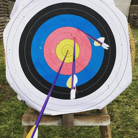 Louth, UK: archery experience