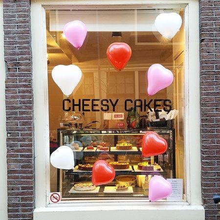 Cheesy Cakes (Cheesecake Shop): Shop