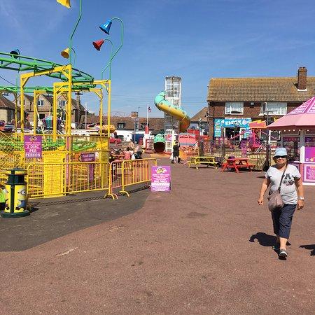 Dymchurch Amusement Park照片