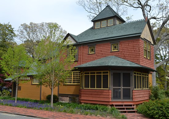 Island Heights, NJ: dedicated to preserving the legacy of the artist John F. Peto