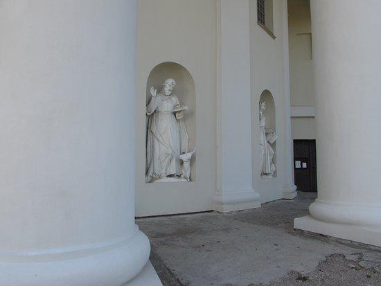 Vilnius County, ليتوانيا: Holy Trinity Church Suderve