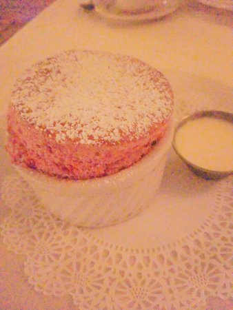 Youngtown Inn and Restaurant: souffle