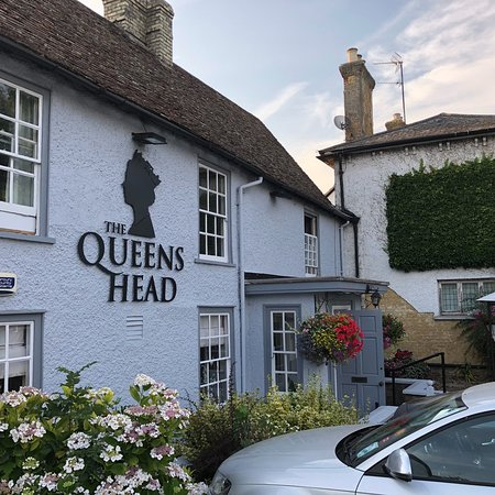 Harston, UK: The Queens Head