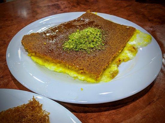 Al Aqsaa Sweets: Excellent Kunafa