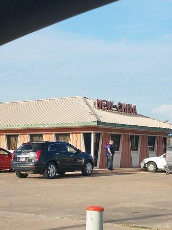 Henryetta, Оклахома: New China Restaurant