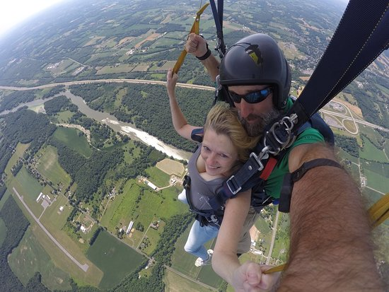 Skydive Central New York: Such an amazing experience!!