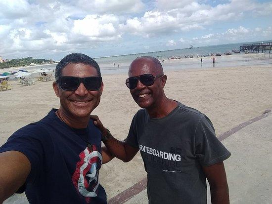Praia de Sao Tome do Paripe