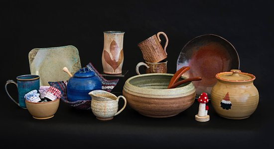 Hannah Grimes Marketplace: Local pottery from artisans allover New Hampshire, Massachusetts and Vermont!