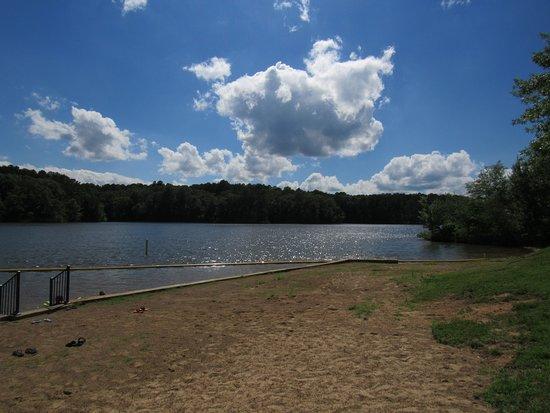 Wildersville, TN: Swimming lake