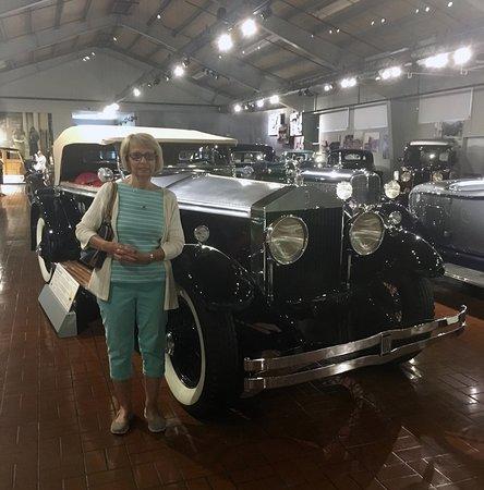 Hickory Corners, Μίσιγκαν: One huge Rolls Royce
