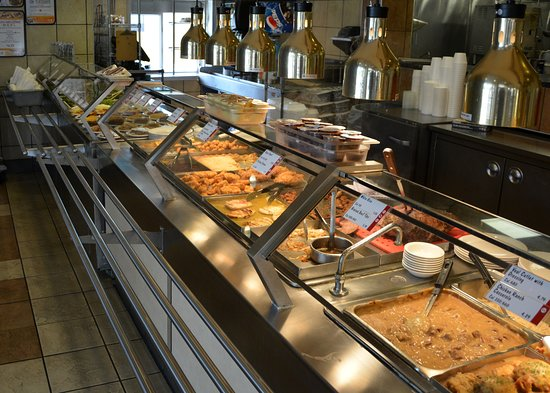 view of the total line picture of k and w cafeteria clemmons rh tripadvisor com