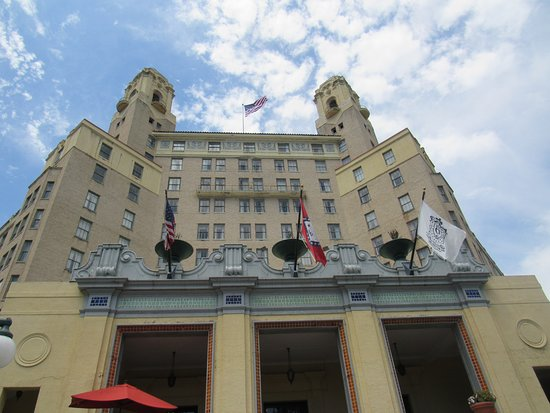 Hot Springs National Park: Arlington Hotel