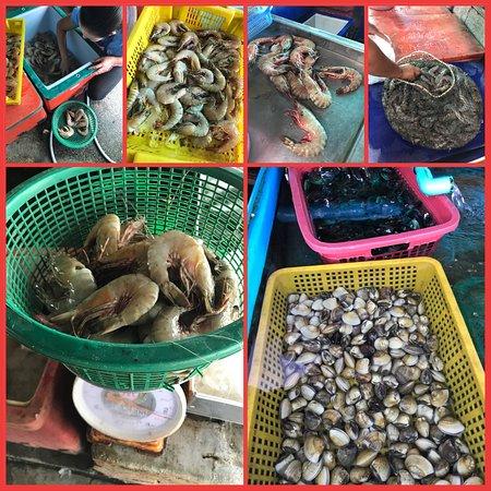 Valentino Restaurant & Wine Bar: Fresh Seafood directly from Fishermen