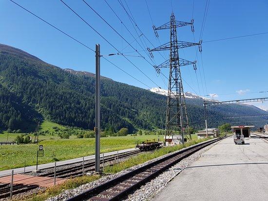 Oberwald, Schweiz: Surrounding views