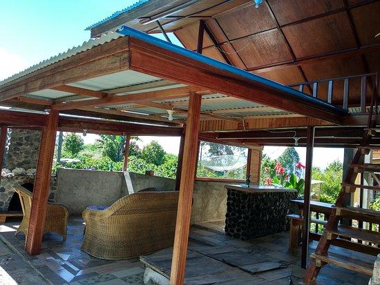 Kayu Aro, Ινδονησία: Communal area