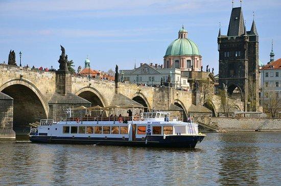 Punti salienti di Praga: tour guidato di mezza giornata con bevande