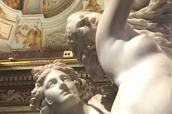 Tour da Galeria Borghese...
