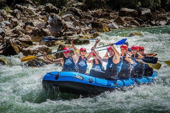 Excursion de rafting à la rivière...