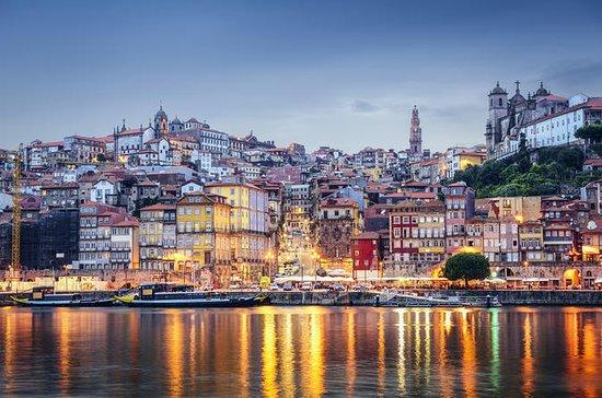 Full Day Porto to Lisbon with Aveiro...