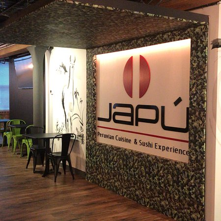 Lawrence, MA: Japu Restaurant