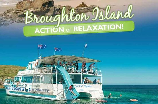 Broughton Island Day Cruise from...