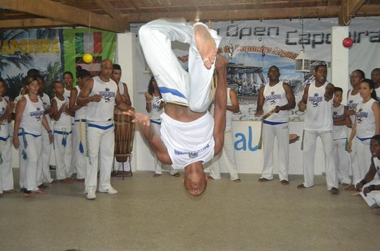 14 day Capoeira Camp Bahia