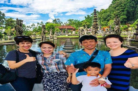 Tirta Gangga vannpalass, Taman Ujung...