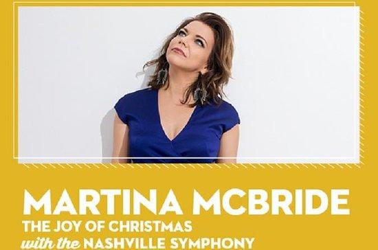 Martina McBride: Joy of Christmas med...