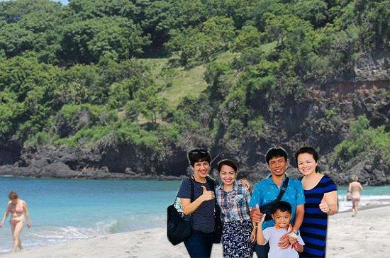 Taman Ujung, Virgin Beach på Bukit Asah...