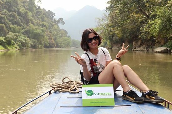 Ban Gioc Waterfall 3 days from Hanoi