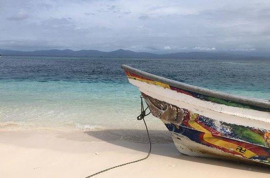 PANAMA - flugt til øerne San Blas