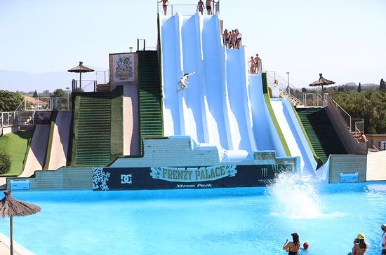 Frenzy Palace Water Jump Torreilles...