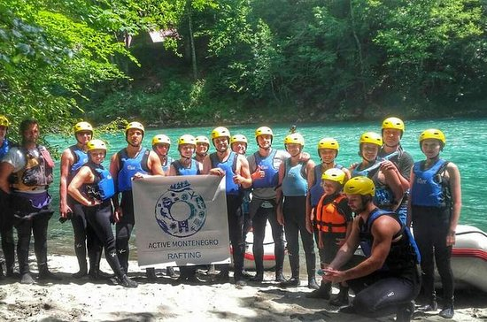 Full-Day Tara Rafting Adventure with...