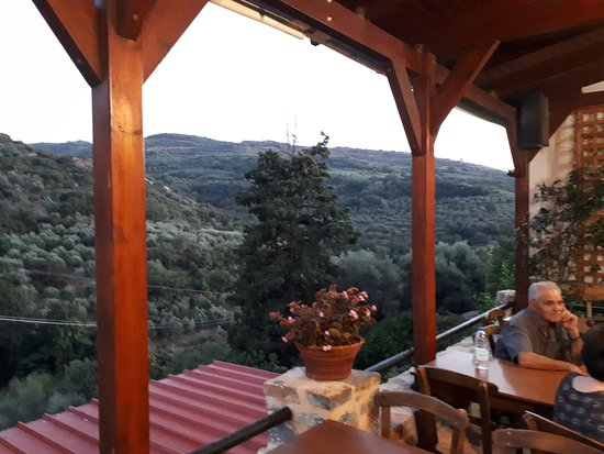 Kasteli, Greece: View