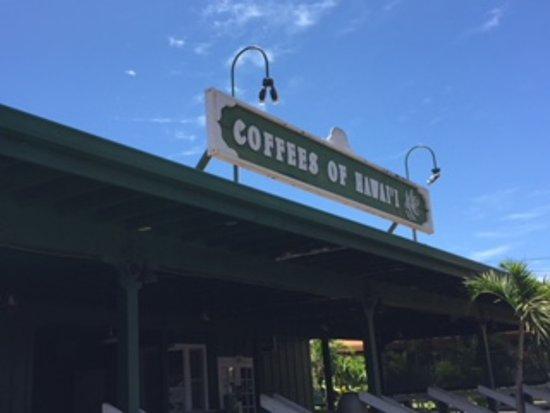 Kualapuu, Гавайи: Coffees of Hawaii