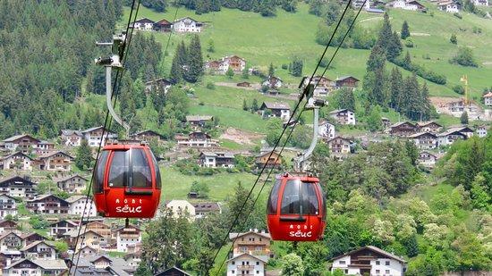 Funivia Ortisei - Alpe di Siusi