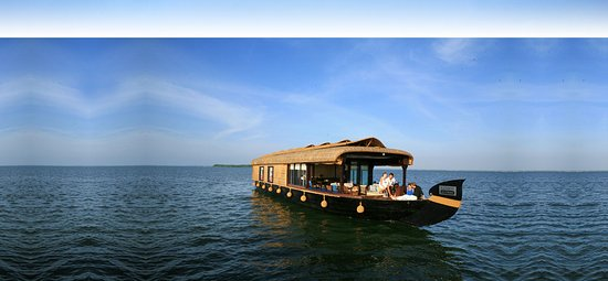 Alappuzha, India: Alleppey Backwater Lake views - Vembanadu Lake Kerala India - Best backwater views
