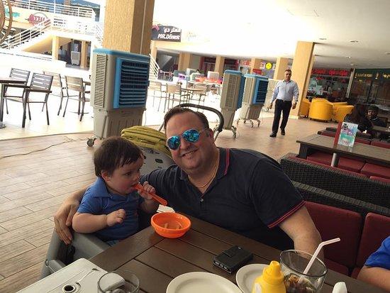 Mahboula, Kuwait: TGI Miral