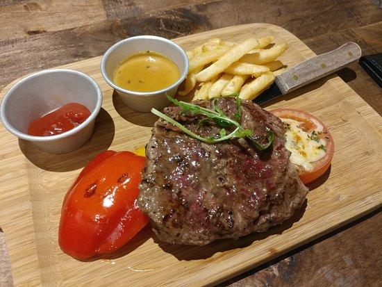 意乐餐厅 (天晋汇):肉汁豐富又有牛肉香味