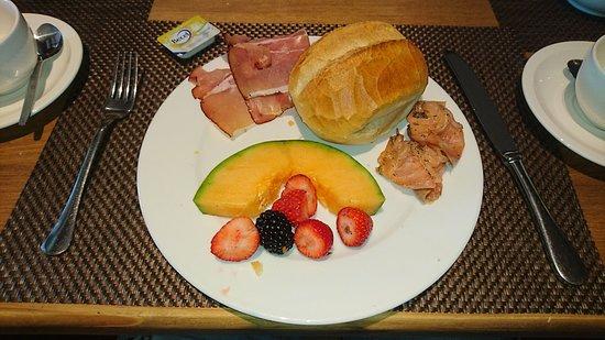 Sonsbeck, Germany: lekker ontbijtje