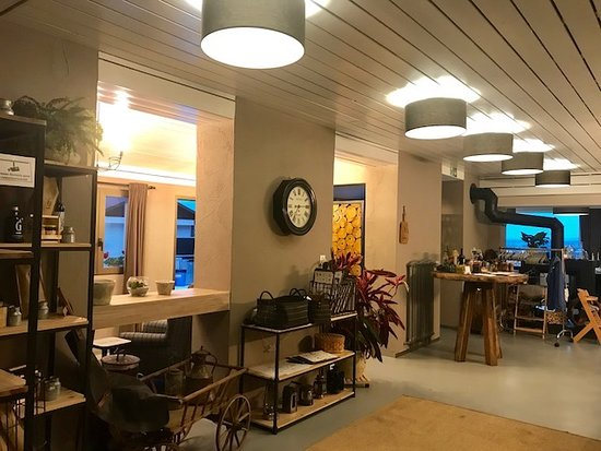 Kloten, Sveits: Interieur