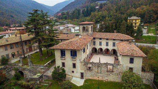 Castello Giovannelli di Luzzana